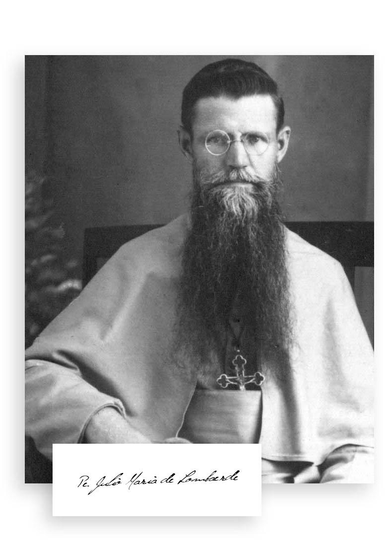 Padre Júlio Maria de Lombaerde